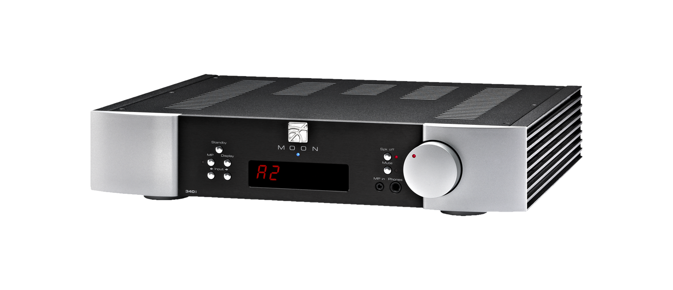 340i X Integrated Amplifier
