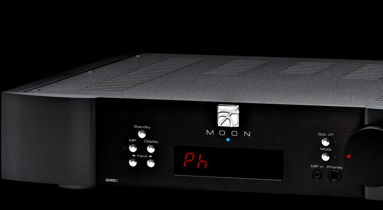 340i X Amplificateur intégré - Moon Simaudio