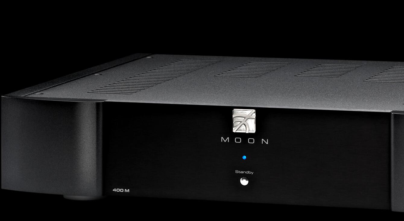 400M Amplificateur de puissance - Moon Simaudio