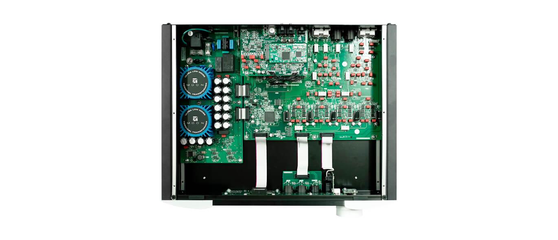430ha Headphone Audio Amplifier High End Amp Moon Simaudio Chargecompensatedsampleandhold Amplifiercircuit Circuit 1 2 3