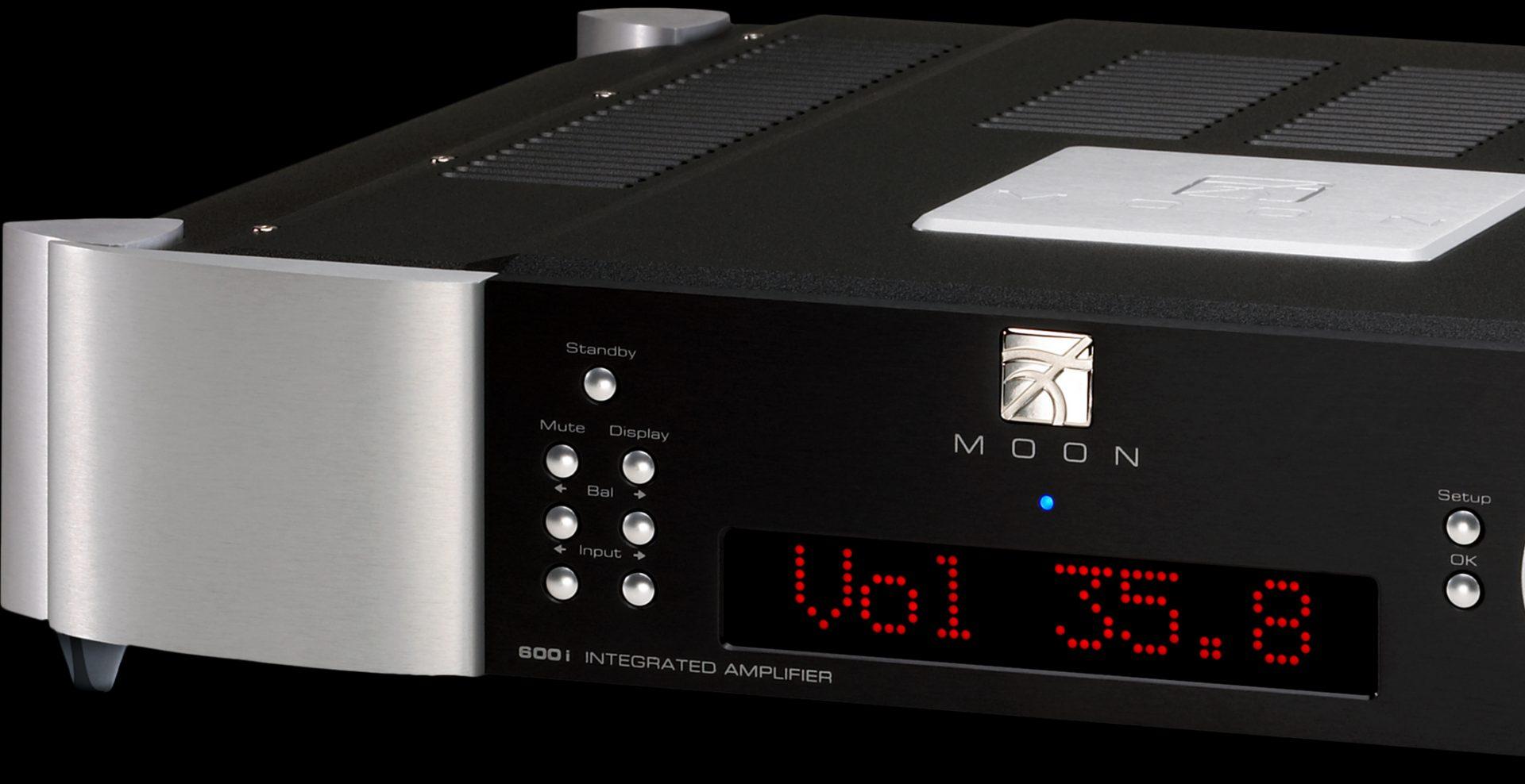 600i v2 Amplificateur intégré - Moon Simaudio