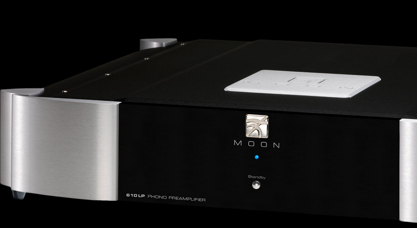 610LP Préamplificateur phono - Moon Simaudio