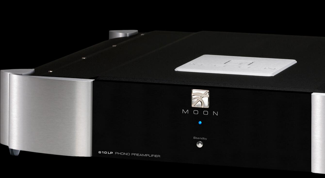 610LP Préamplificateur phono - Moon Simaudio