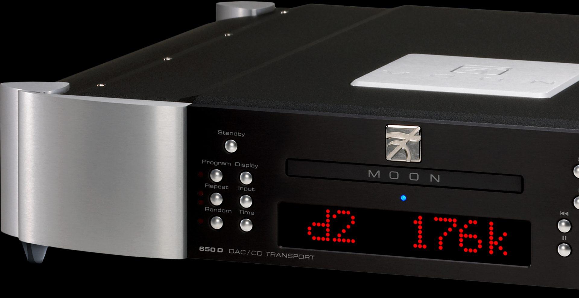 650D Lecteur CD et Convertisseur N/A
