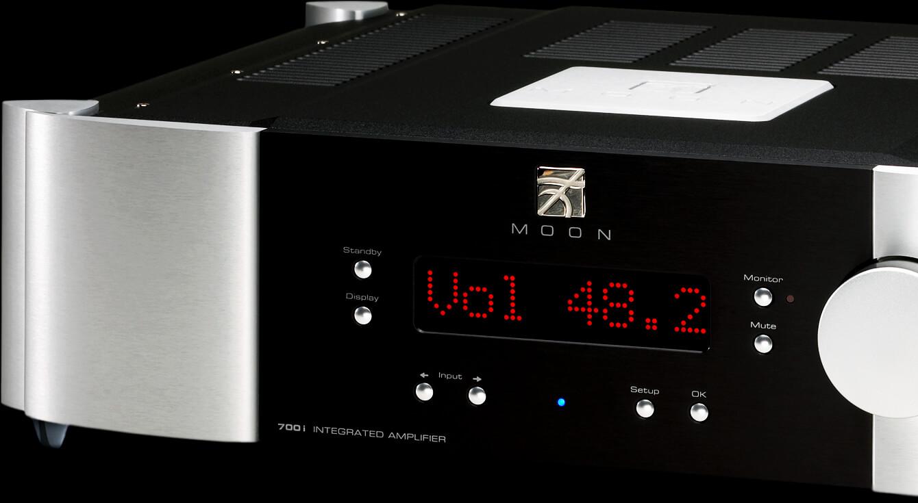 700i v2 Amplificateur intégré - Moon Simaudio