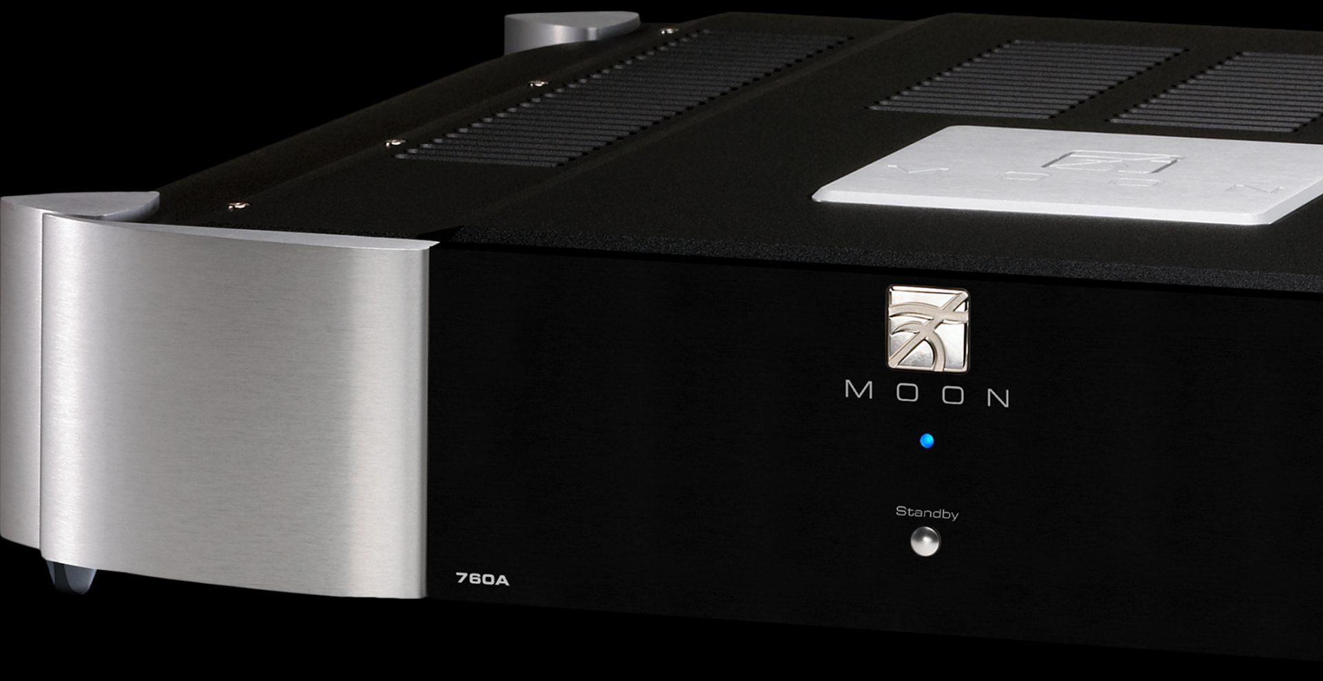 760A Amplificateur de puissance - Moon Simaudio