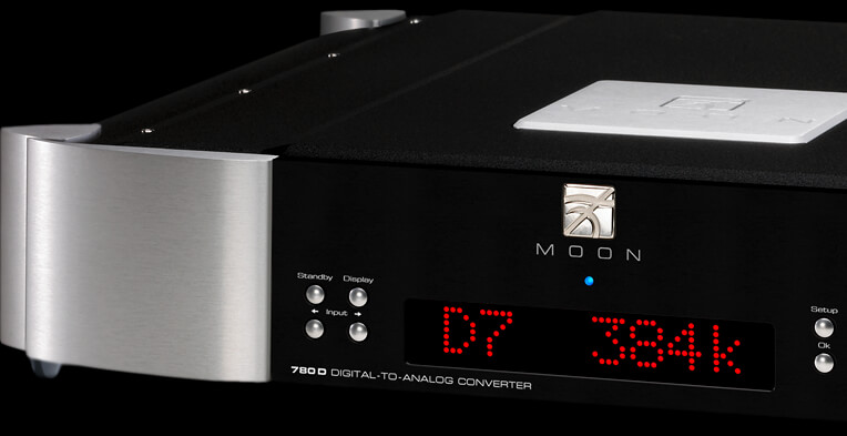 780D Streaming DAC - Moon by Simaudio