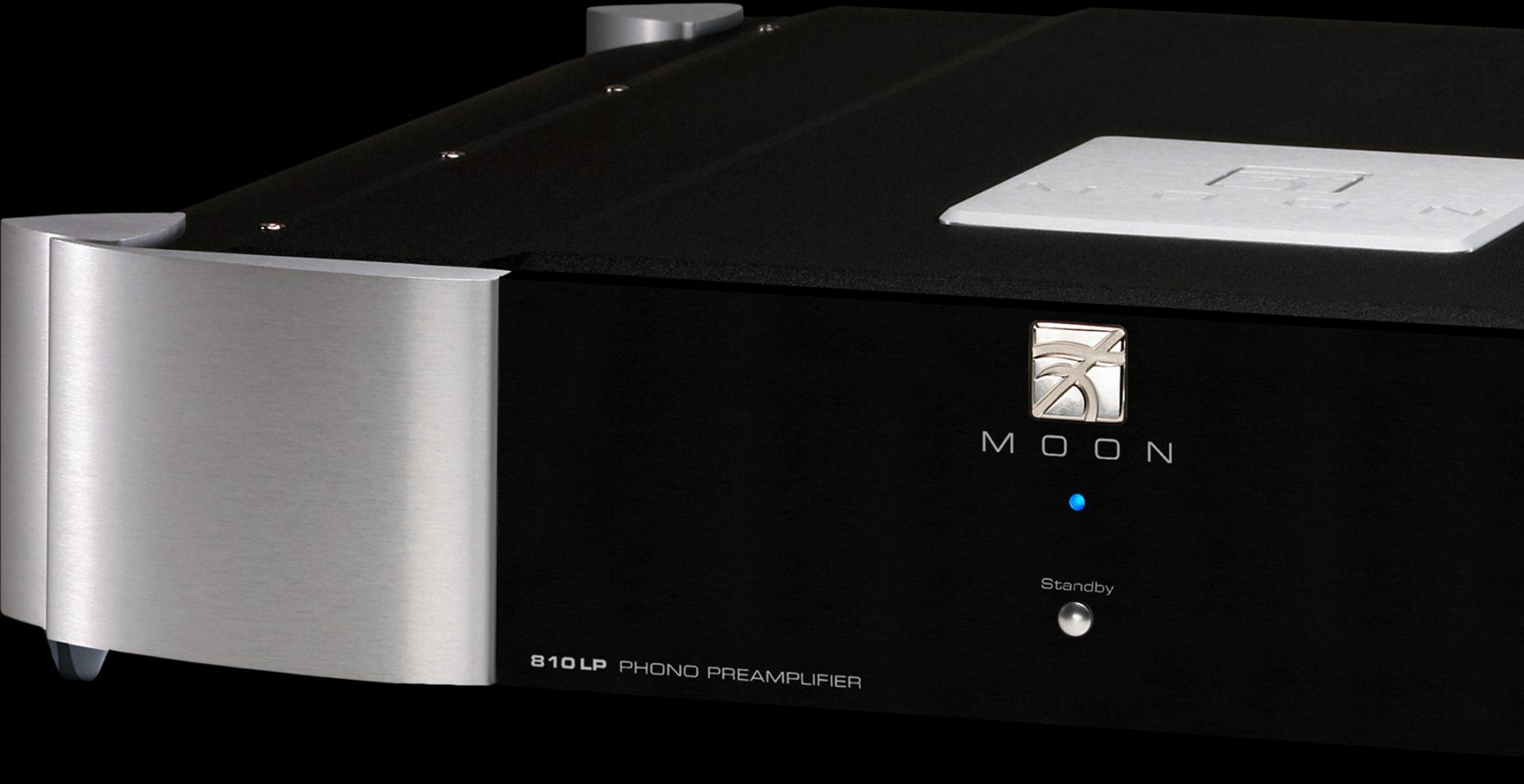 810LP Préamplificateur phono - Moon Simaudio