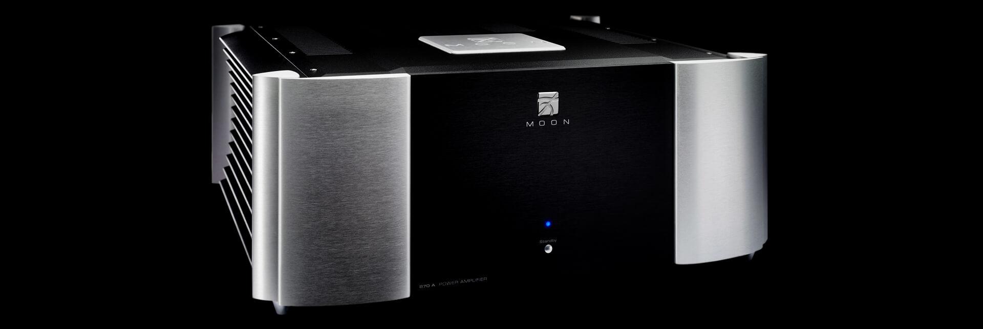 Power Amp 870a Best Audio Amplifier Moon Simaudio Archives Circuit Design