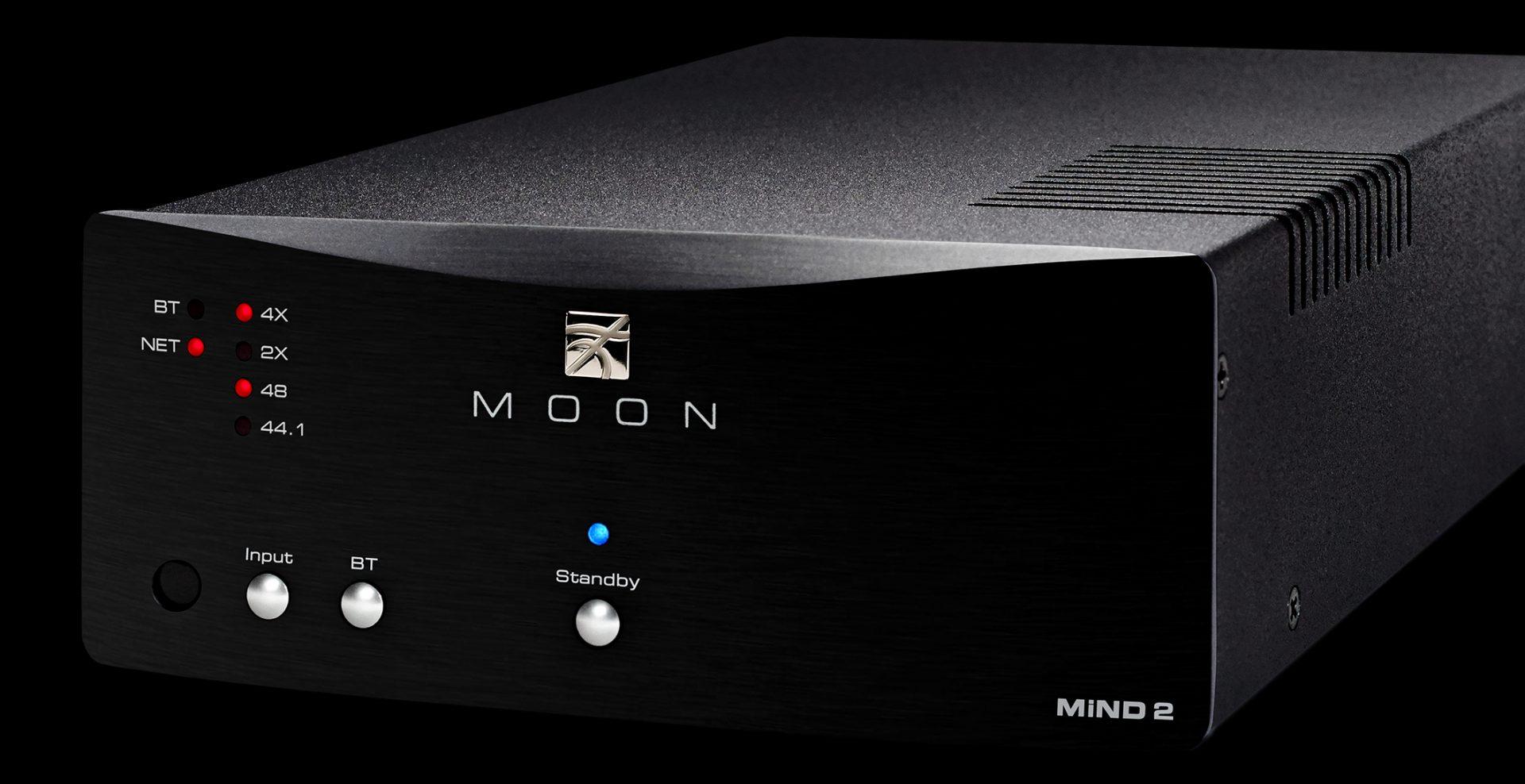 MiND 2 Lecteur réseau - Moon Simaudio