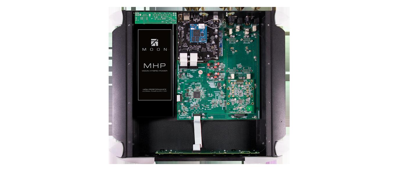 680D MHP intérieur
